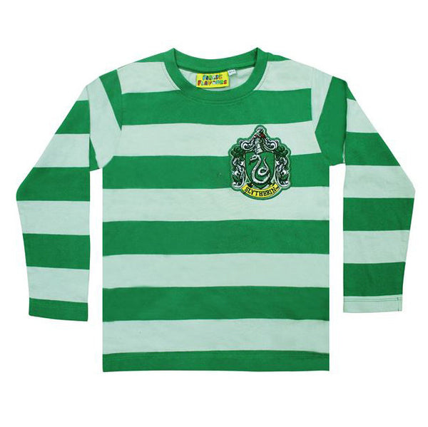 Slytherin Long Sleeve Kid's T-Shirt