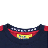 Spider-man Face Applique Kid's T-Shirt