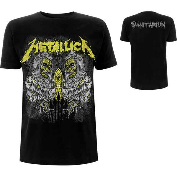 Metallica T-Shirt - Sanitarium