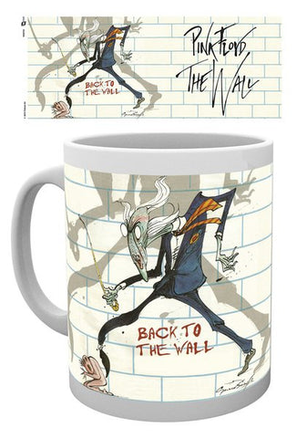 Pink Floyd Back To The Wall Mug
