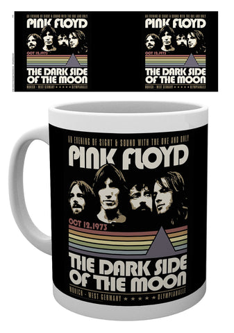 Pink Floyd The Dark Side Of The Moon Mug