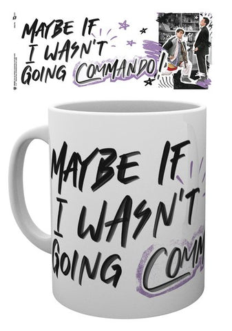 Friends Commando Mug