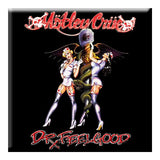 Motley Crue Magnet- Dr Feelgood Nurses