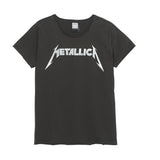 Backstage Originals Metallica Logo Ladies Tee