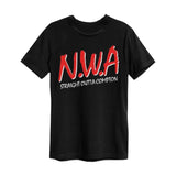 Backstage Originals N.W.A Straight Outta Compton Amplified Black T-shirt.jpg
