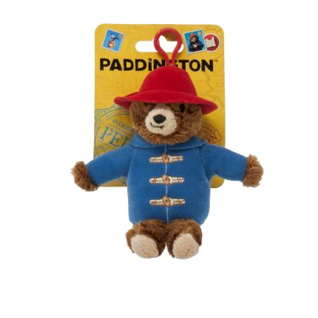 Paddington Movie Key Ring