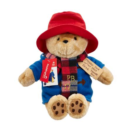 Anniversary Cuddly Paddington Bear
