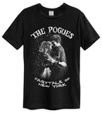 Backstage Originals The pogues Amplified Men's T-shirt