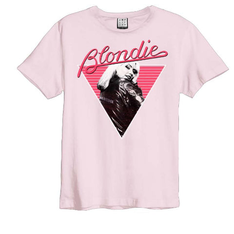Backstage Originals Retro Pink Blondie Amplified Tshirt