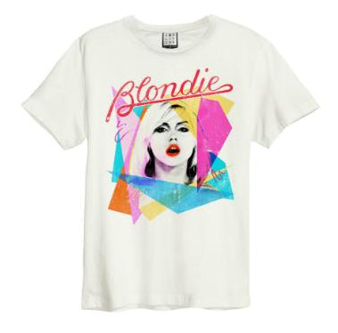 Blondie Ahoy Eighties Amplified Men's T-Shirt