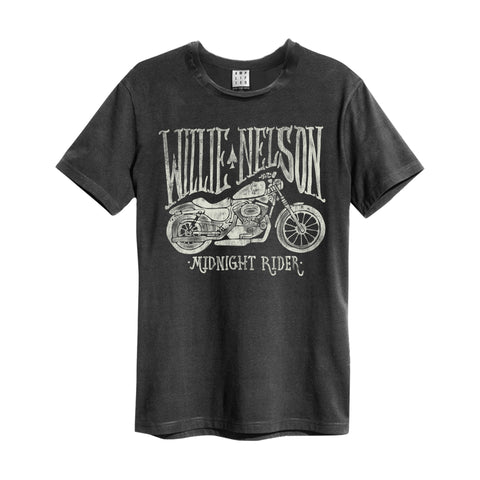 Willie Nelson Amplified Men's T-Shirt