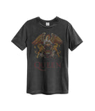 Queen Royal Crest Amplified Men's T-shirt