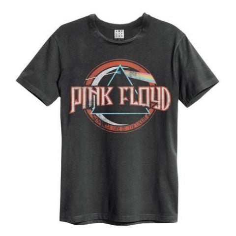 Pink Floyd On The Run Amplified charcoal Men's T-shirt