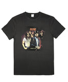 AC/DC Highway To Hell Charcoal T-Shirt