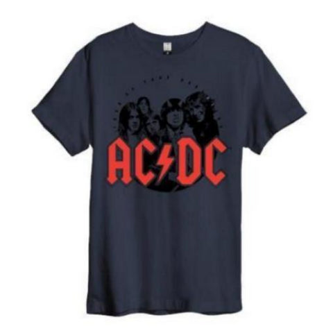 Backstage Originals ACDC T-shiirt Amplified
