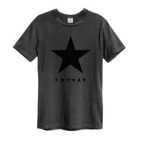 David Bowie Black Star Amplified Men's T-shirt