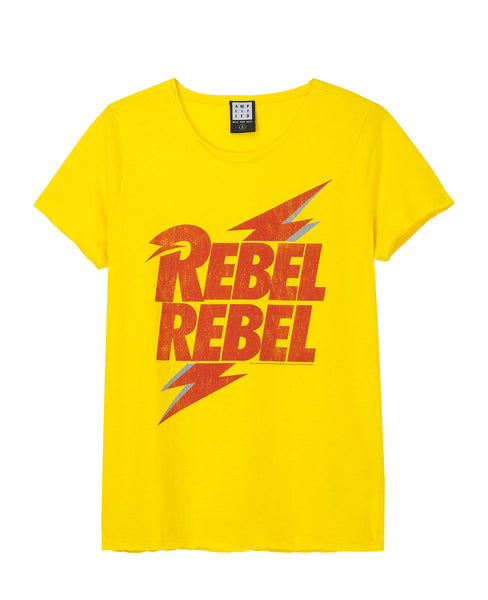 David Bowie Women's T-shirt - Rebel Rebel
