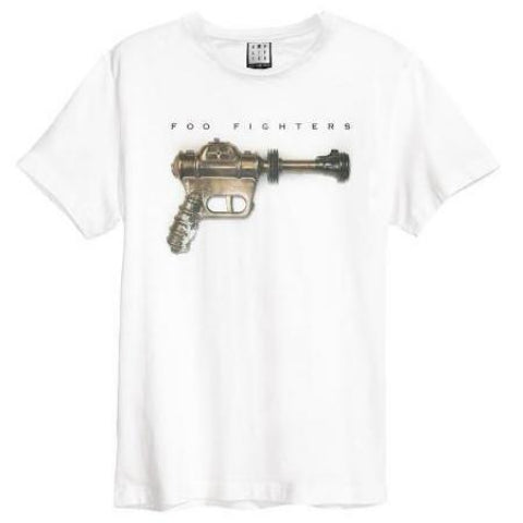 Backstage Originals Foo Fighters Ray Gun Amplified Men's T-Shirt