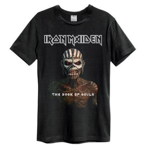 Iron Maiden The Book Of Souls Amplified Men's T-shirt