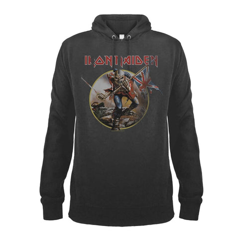 Iron Maiden Trooper Amplified  Hoodie