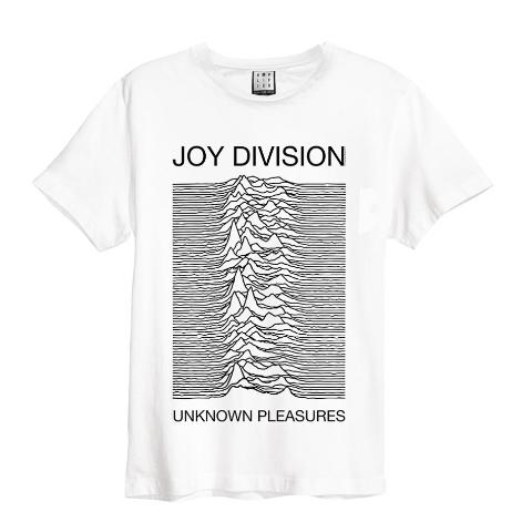 Backstage Originals Joy Division Unknown Pleasures Amplified Tee