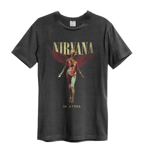 Nirvana In Utero Amplified Men's T-shirt