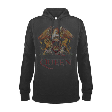 Queen Royal Crest Amplified Hoodie
