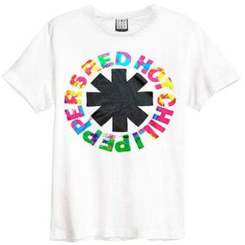 Red Hot Chili Peppers Hyper Logo Men's T-shirt