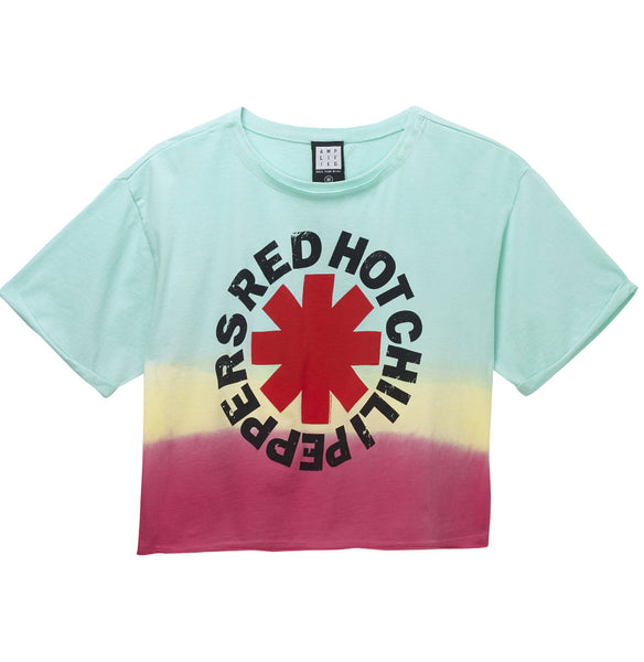 Red Hot Chili Peppers Crop Top