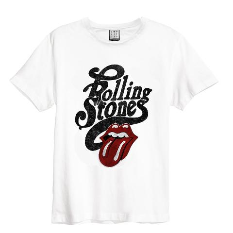 THE ROLLING STONES LICKED MENS AMPLIFIED T-SHIRT