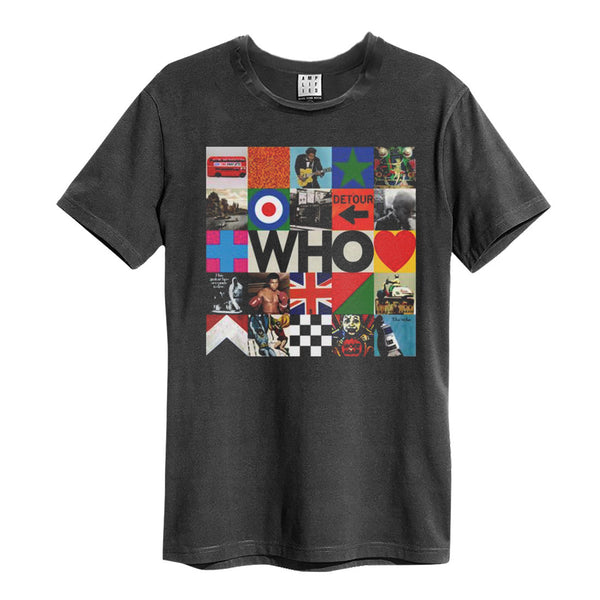 Who By The Who Amplified Mens T-Shirt