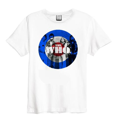 The Who Target Amplified Mens T-Shirt