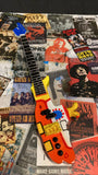 The Beatles Yellow Submarine Miniature Guitar