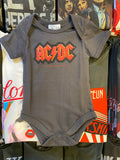 AC/DC Amplified Baby Grow