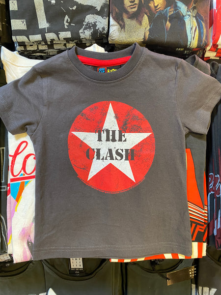 The Clash Kids Amplified T-shirt