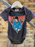 David Bowie Babygrow - Retro