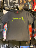 Metallica Neon Amplified Kids T-shirt