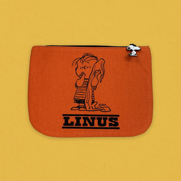 Snoopy Pouch Linus