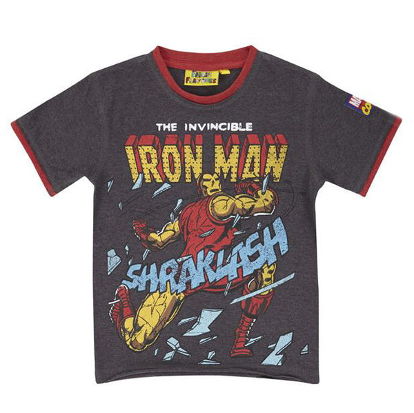 Kid's Iron Man T-Shirt