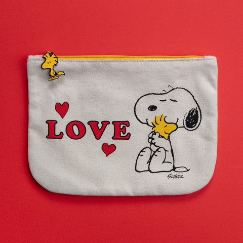 SNOOPY & LOVE POUCH