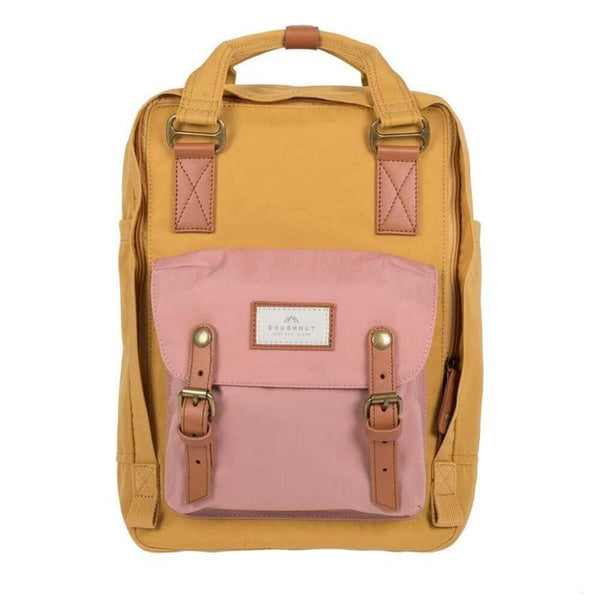 Doughnut Bag MAacaroon Yellow X Rose