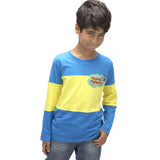 Horrid Henry Stripe Long Sleeve Kid's T-Shirt