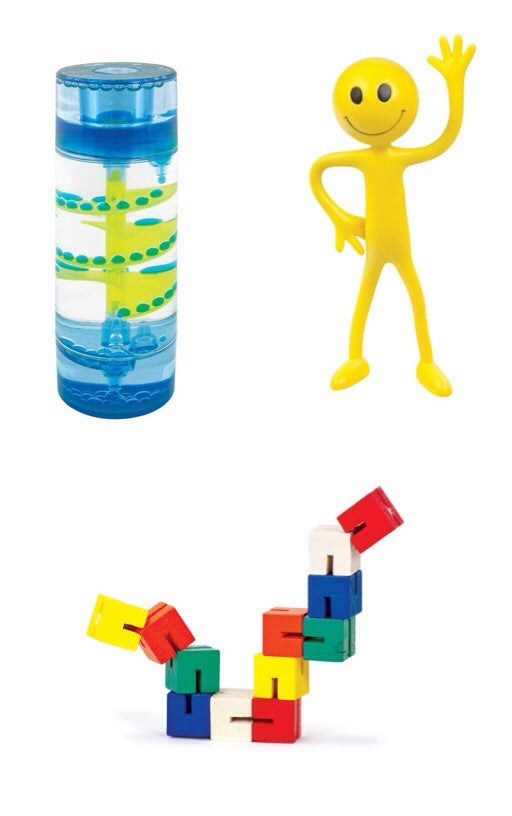 SENSORY TOY FIGET KIT 4