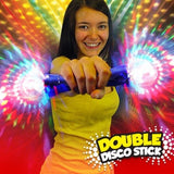 DOUBLE DISCO STICK - Light Wand - Pheebsters Sensory Toys - Autism Toys, Special Needs Chews & Fidget Toys - ASD ADHD TOYS UK