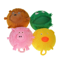 FLASHING FARMYARD CRITTER - Pheebsters Sensory Toys - Autism Toys, Special Needs Chews & Fidget Toys - ASD ADHD TOYS UK