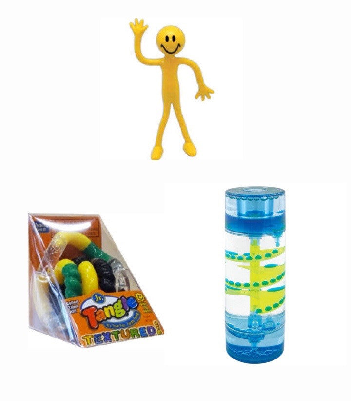 SENSORY TOY FIDGET KIT 3