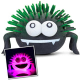 FLASHING SQUEEZY SPIDER - Pheebsters Sensory Toys - Autism Toys, Special Needs Chews & Fidget Toys - ASD ADHD TOYS UK