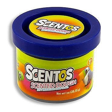 SCENTOS - FRUIT SMELLING SCENTED PLAY DOUGH - Pheebsters Sensory Toys - Autism Toys, Special Needs Chews & Fidget Toys - ASD ADHD TOYS UK