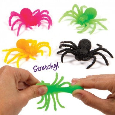 STRETCHY SPIDERS - 2 pack
