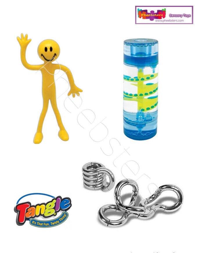 SENSORY TOY FIDGET KIT 5